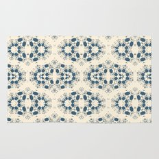 Digital lace Rug