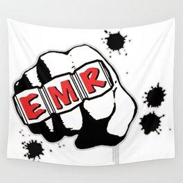 EMR Crew Tee Original Logo Tee Wall Tapestry