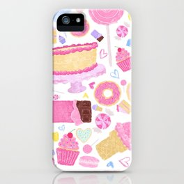 ispy Sweets iPhone Case