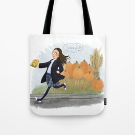 Kiss and Tell Tote Bag