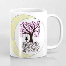Swirls and a Swing Coffee Mug