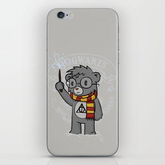Bearry Potter iPhone & iPod Skin