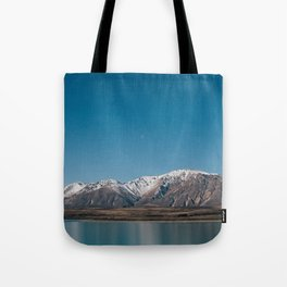 Lake Tekapo II Tote Bag