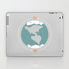 Polos opuestos Laptop & iPad Skin