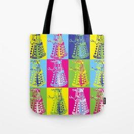 Pop D-art-lek Tote Bag