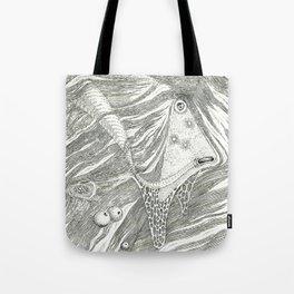 Biological world Tote Bag