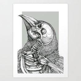 Within Us Art Print