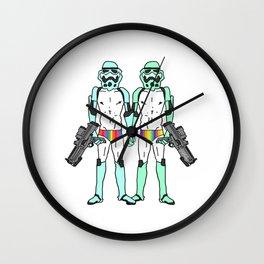 Bromos Wall Clock