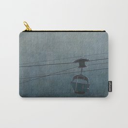 GONDOLA THROUGH THE RAIN Carry-All Pouch