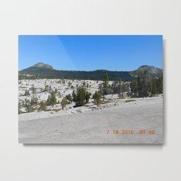 road trip, nature, landscape, topograpghy,  Metal Print