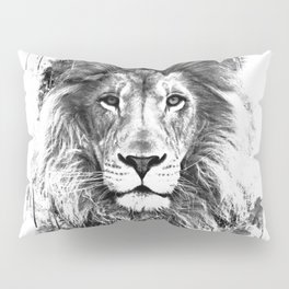 Lion Pillow Sham