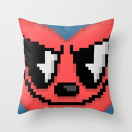 Hearty B Throw Pillow