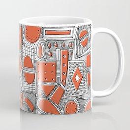 RAZZ BW TOMATO Coffee Mug