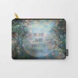 Her Own Fairytale Carry-All Pouch