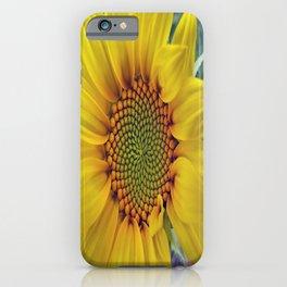Little Sunflower iPhone Case
