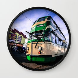 Blackpool 1 Wall Clock