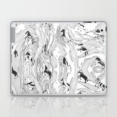 Zebra Cowboys Laptop & iPad Skin