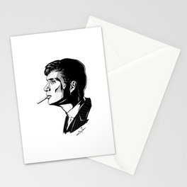 Peaky Blinders - It's just a bad day, not a bad life. Stationery Cards