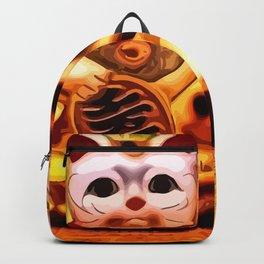 Glückskatze Backpack