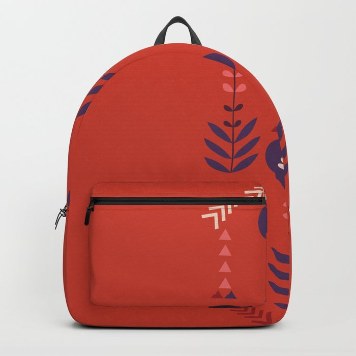 Flora Nativa Backpack