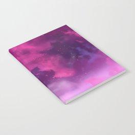 Purple Sky Notebook