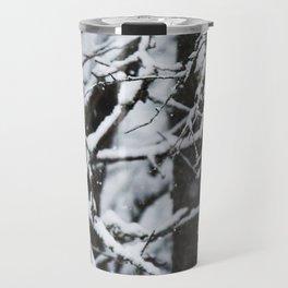 S N O W Travel Mug