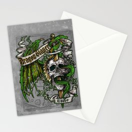 Dragon Slayer Elite Stationery Cards