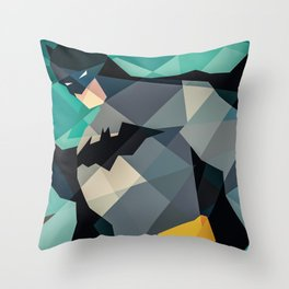 DC Comics Superhero Throw Pillow
