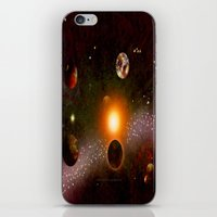 verse iPhone & iPod Skins featuring KANDY-VERSE - 106 by Lazy Bones Studios