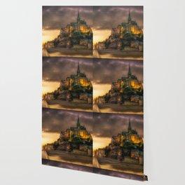 Le Mont Saint-Michel Wallpaper