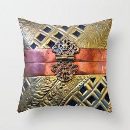 Princess Sita Throw Pillow