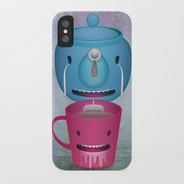 Tea Potty iPhone Case