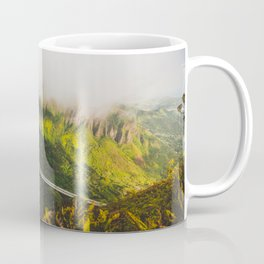 Stairway to heaven, Hawaii Coffee Mug