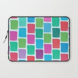 Colorful Blocks Laptop Sleeve