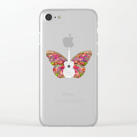 No Strings Attached Clear iPhone Case