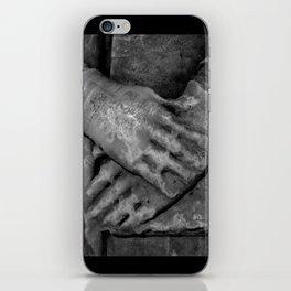 Hands #1 iPhone Skin