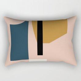 Shape study #2 - Lola Collection Rectangular Pillow