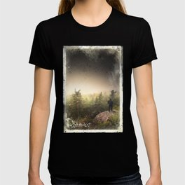 Im happily lost yet again T-shirt