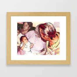 3 Generations Framed Art Print