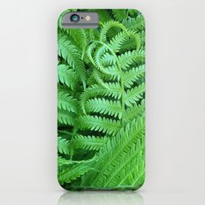 Green Tangle iPhone 6s Slim Case