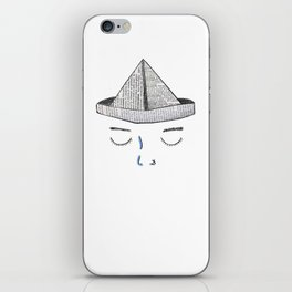 Pedro iPhone Skin