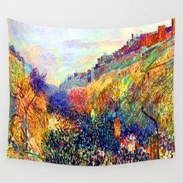 Camille Pissarro Mardi Gras Wall Tapestry