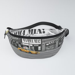 NYC - Yellow Cabs - Musical Fanny Pack