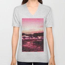 Beach 1 Unisex V-Neck