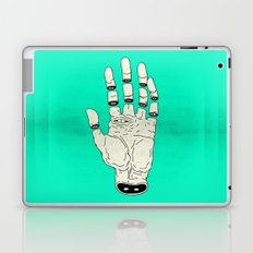 THE HAND OF DESTINY / LA MANO DEL DESTINO Laptop & iPad Skin