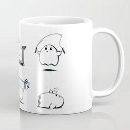 Exorcise Coffee Mug