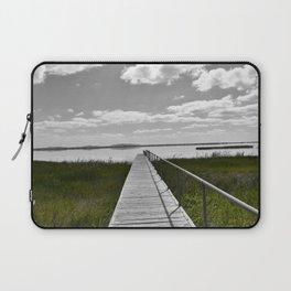 Lake Colac Jetty Laptop Sleeve