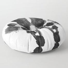Form Ink Blot No. 21 Floor Pillow