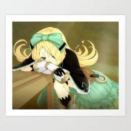 Atelier Shallie Miruca Crotze Art Print