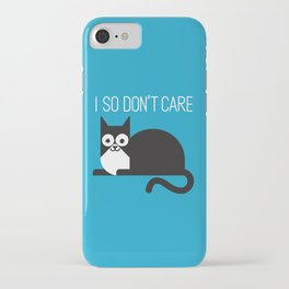 Fur Real iPhone Case